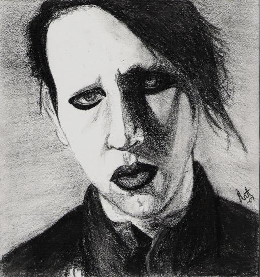 Marilyn Manson by apc66